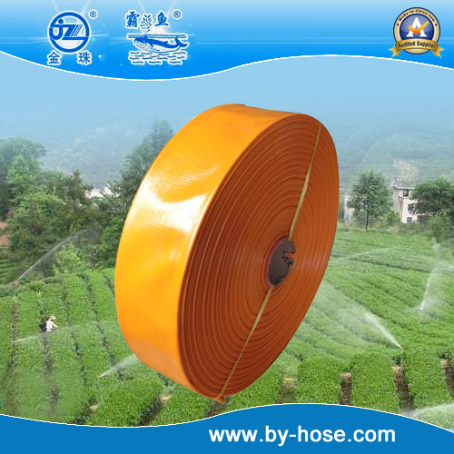 Factory Supply Wholesale High Quality PVC Layflat Soaker Tube