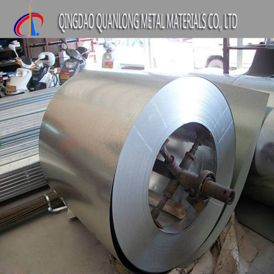 Full Hard Aluzinc Coated Galvalume Steel Coil pictures & photos