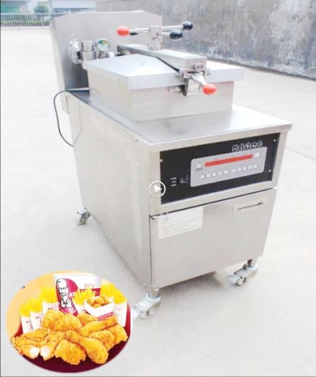 Professional Manufacturer Deep Fryer Machine pictures & photos