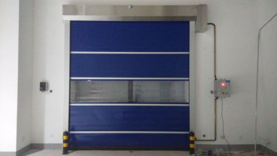 Rolling Door /Automatic High Speed PVC Door /Interior Roller Shutter Door