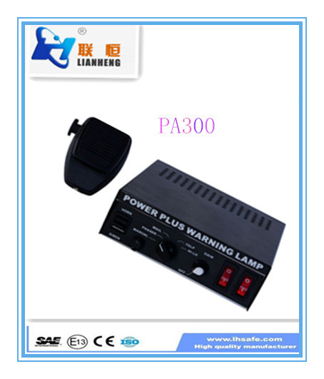 12/24VDC 100W/150W/200W Police Siren with Mic/Police Siren for Car PA300-1 pictures & photos