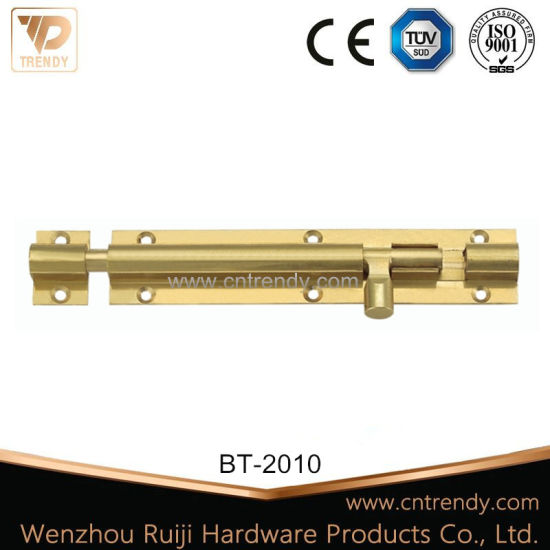 Brass Bolt for Door & Window (BT-2010) pictures & photos