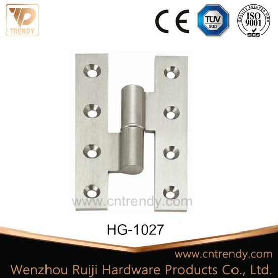T-Type Hardware Wooden Door Brass Iron Ss Butt Hinge (HG-1027) pictures & photos