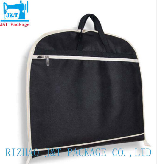 d61a6ac0239 Wholesale Non Woven Garment Bags, Black Storage Bag Coat Suits Dust Cover
