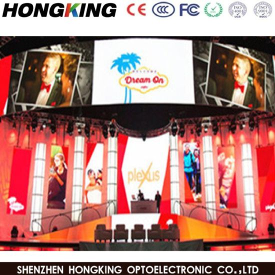 Shenzhen Factory Wholesale Indoor P2.9 and P2.6 Full Color LED Panel Display