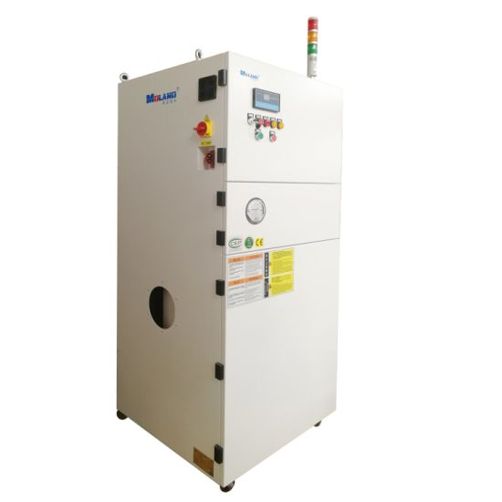 Mlwf350 Automatically Reverse Blowing Dust Collector