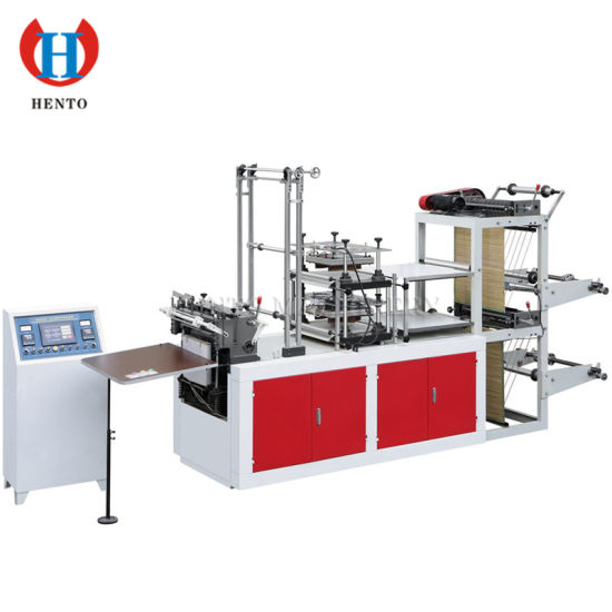 High Quality Plastic Gloves Disposable Making Machine / Gloves Plastic Machine