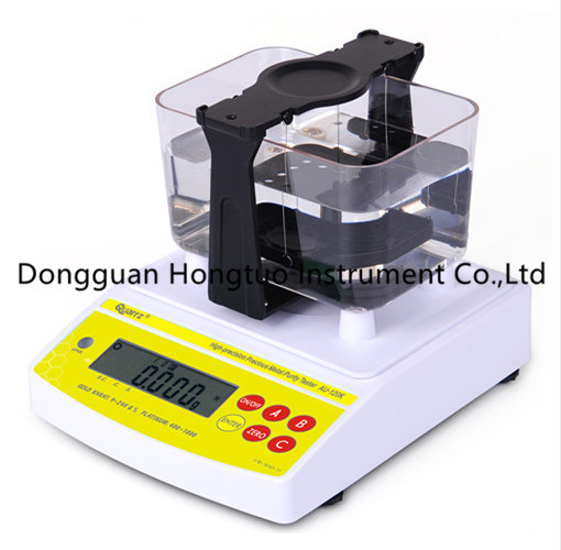 AU-120K Digital Electronic Gold And Platinum Density Tester, Gold Karat Testing Balance, Gold Quality Testing Machine