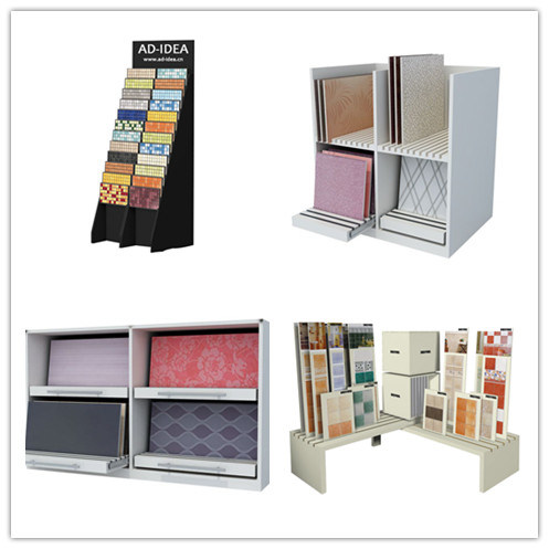 Exhibition Display Racks : China customized store display stand display rack for tile