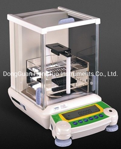 DH-120T 0.0001g High Precision Solids Density Meter /Liquids Density Meter/Liquid Testing Machine