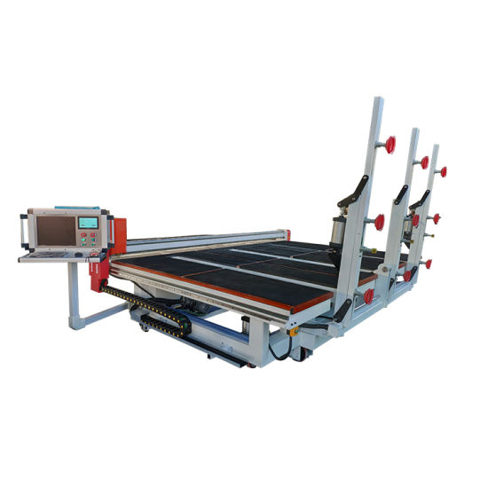 CNC Full Integrated Automatic Glass Cutting Line
