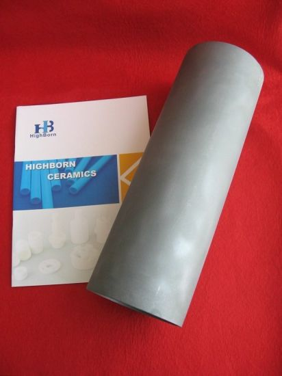 Rbsic Silicon Carbide Hollow Tube Sic Grinding Cylinder