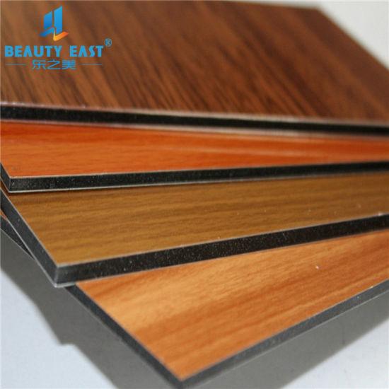 Fireproof PVDF PE ACP Aluminium Composite Panels Price for Building Material