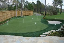 Cost Effective Golf Synthetic Turf Artificial Lawn Fake Grass pictures & photos