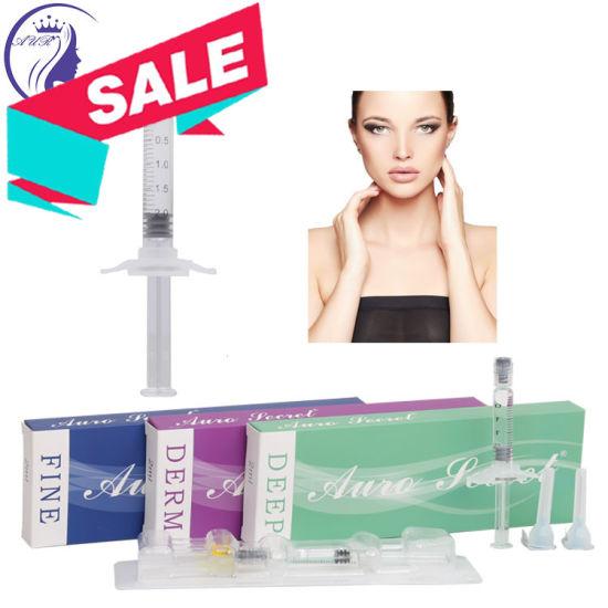 Wholesale 2ml Syringe for Lip Wrinkles Remove Wonderful Dermal Filler Hyaluronic Acid