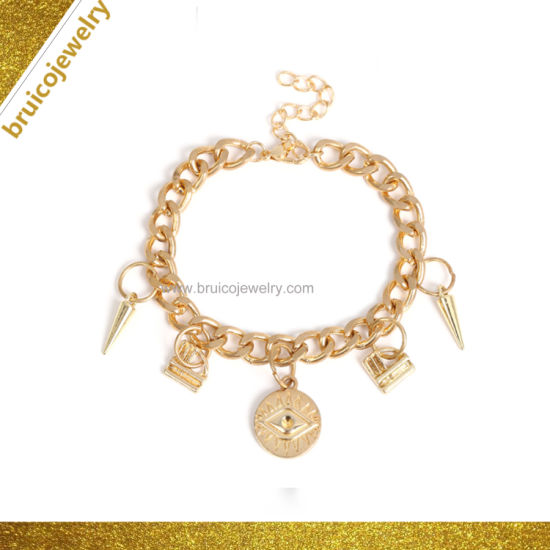 China Fashion Custom Silver Jewellery Hip Hop Style Pure