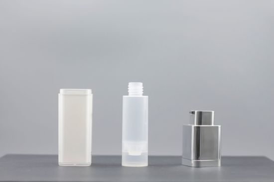 30g/ Plastic Cosmetic Packaging Acrylic Double Wall Lotion Toner Bottle