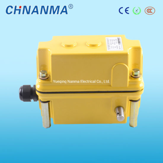 China Waterproof Limit Micro Electrical Switch for Crane Tower Auto