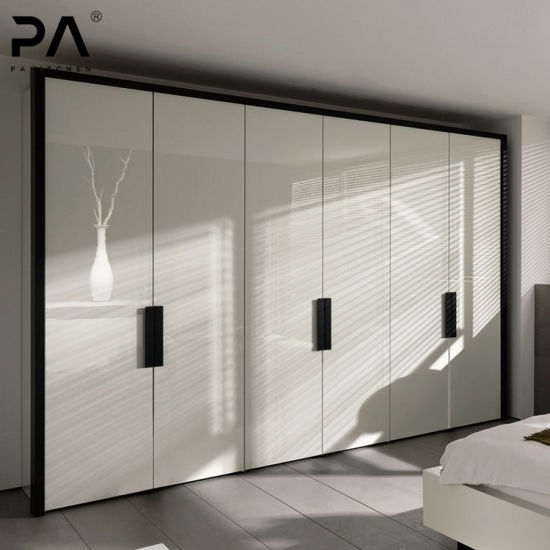 China Easy Assemble Contemporary Walk In Modern Wardrobe Designs For Bedroom China Wardrobe Closet