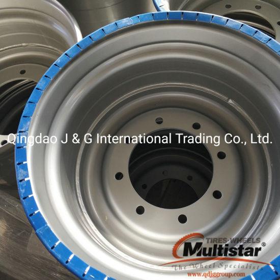 Tanker Bin Wheel 16.00X22.5 Harvester Wheel 550/45-222.5 Tyre Wheel