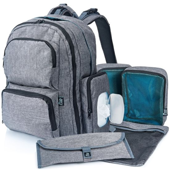 Multi-Function Travel Baby Diaper Nappy Bag Backpack