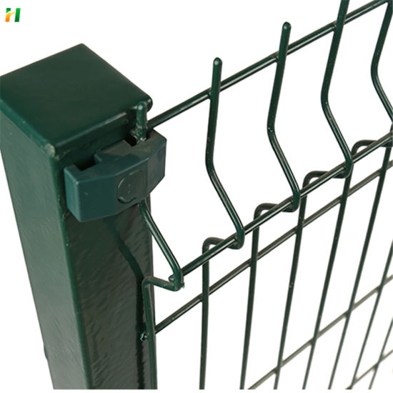 Factory Supply Security Galvanized Welded Wire Mesh Panel/Welded Euro Fence/Safety Garden Fence