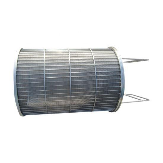 Johnson Wedge Wire Screen for Farm Equipment/Manure Separator