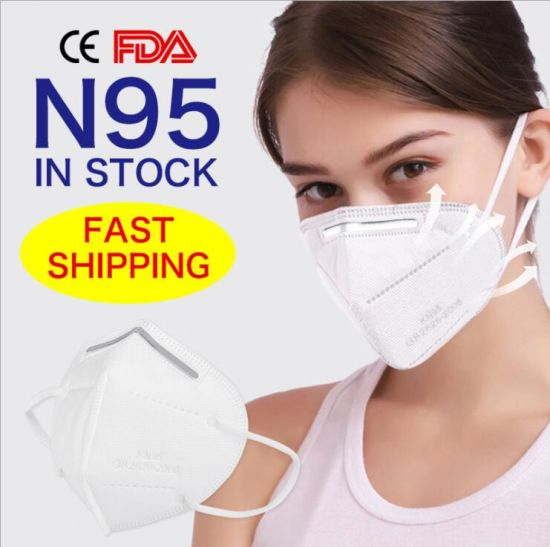 Kn95 Mask Anti-Spray Disposable Dust Mask pictures & photos