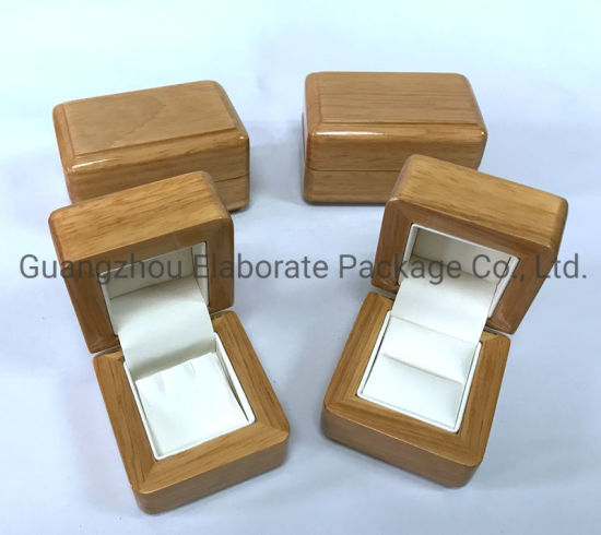 Handmade Lacquered Glossy Painting Wood/MDF Jewerllery/Jewelry Gift Ring/Earring/Necklace Set Box pictures & photos