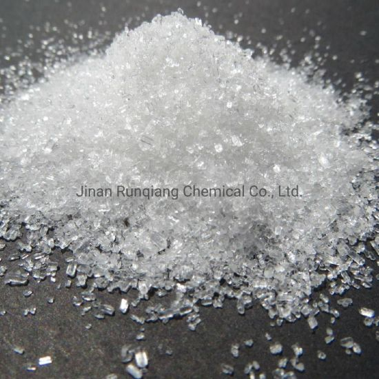 High Purity 98% Agriculture Magnesium Sulphate Heptahydrate Mgso4