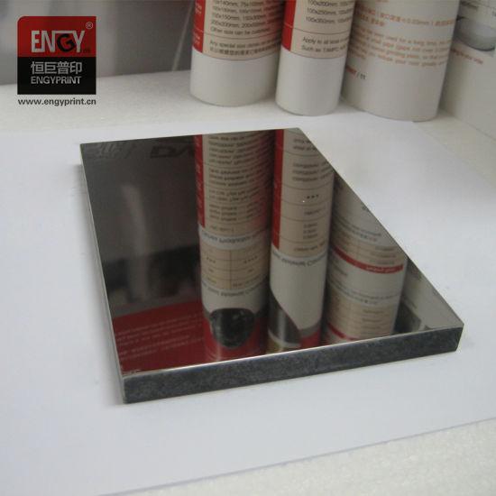 China High Quality Pad Printing Photopolymer Mirror Plate Custom