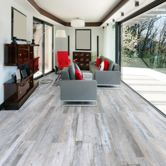 Luxury Spc Pvc Vinyl Flooring Tile