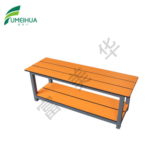 Wondrous Compact Laminate Wooden Gym Bench Theyellowbook Wood Chair Design Ideas Theyellowbookinfo