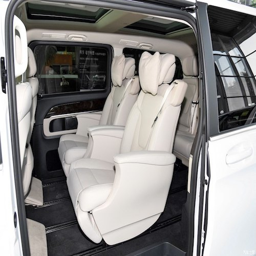 Modified Benz Chair, 100% New and Original From Benz China