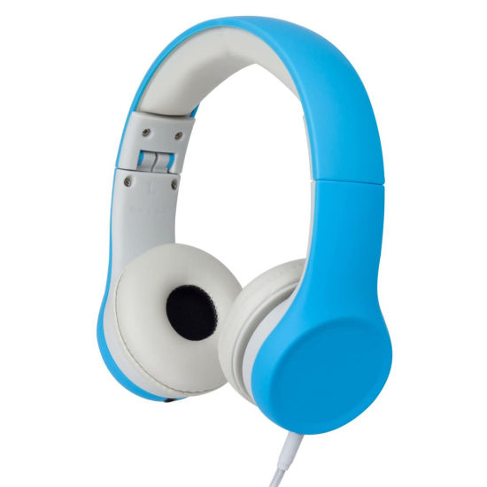 85dB Volume Limited Lightweight Foldable Stereo Bass Kids Headphones with Microphone