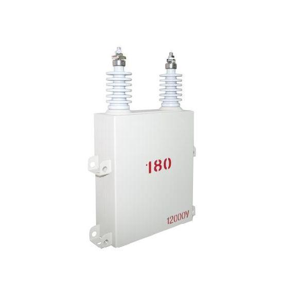 China Bam 6 6kv Medium Voltage Capacitor Bank Polypropylene Film For Power Factor Correction China Capacitor Three Phase