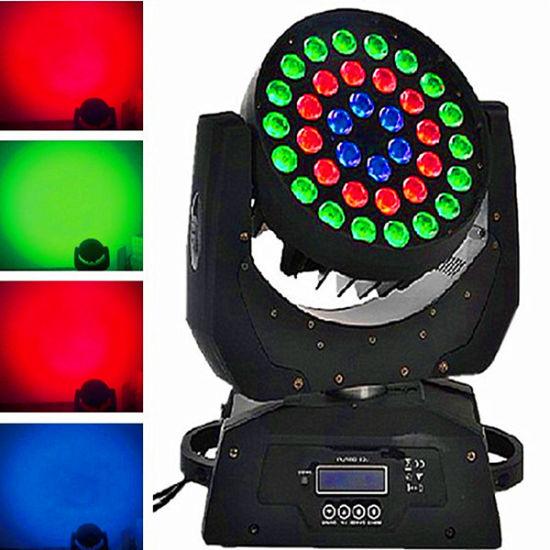 China DMX Controller LED 36PCS Moving Head Light Sharpy