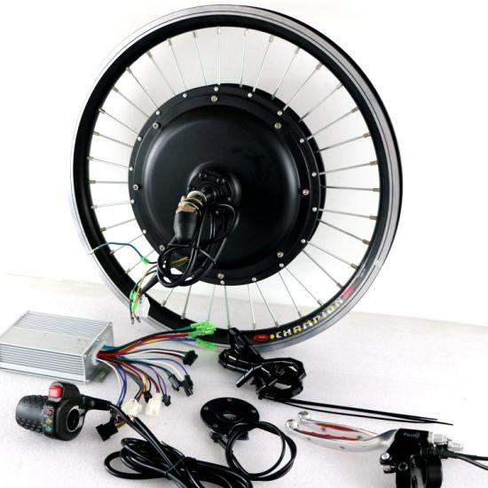Agile Powerful 1500W Electric Bike Hub Motor Kit for Any Bike