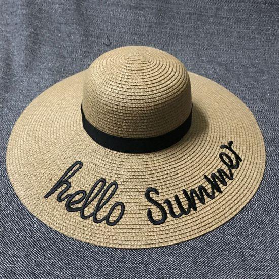 China Panama Hat Summer