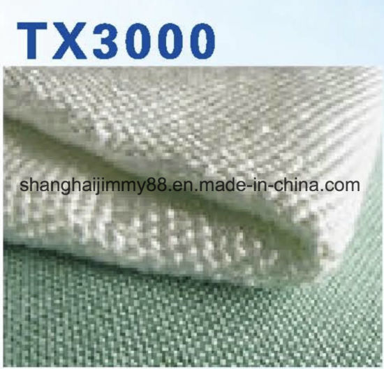 Texturized Fiberglass Cloth for Thermal Insulations pictures & photos