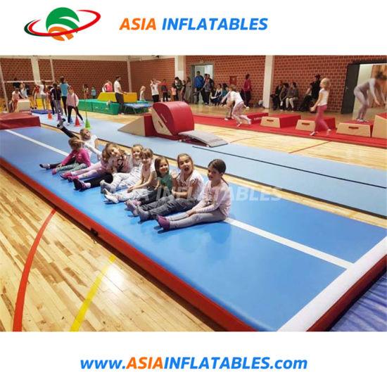 Inflatable Gymnastics Mats, Inflatable Running Way, Tumber Track Mats