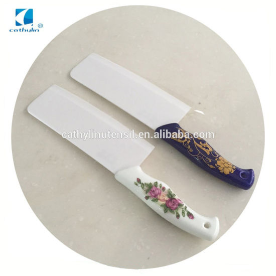 New Products High Quality Kitchen Chef Free Sample Ceramic Knife pictures & photos
