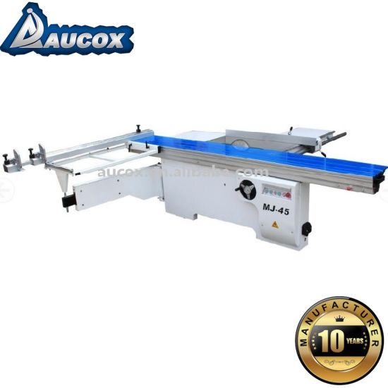Mj6128 High Quality Woodworking Precision Panel Saw with Good Price