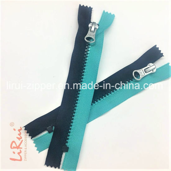 Simple Fashion Plastic Zipper/Top Fashion/for Clothing