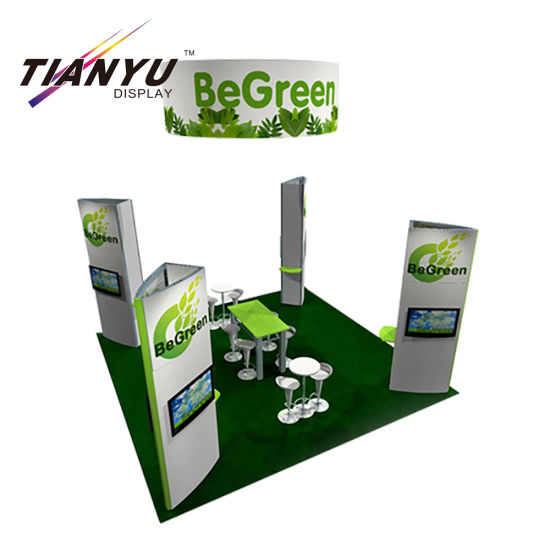 New Product Large Custom Fabric Exhibition Booth pictures & photos