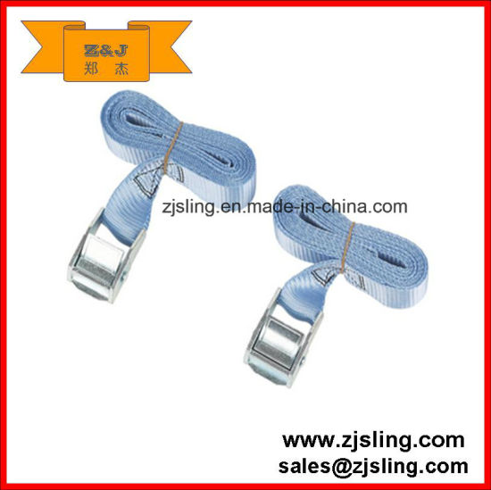 25mm S Hook Ratchet Tie-Down Strap 3m X 25mm pictures & photos