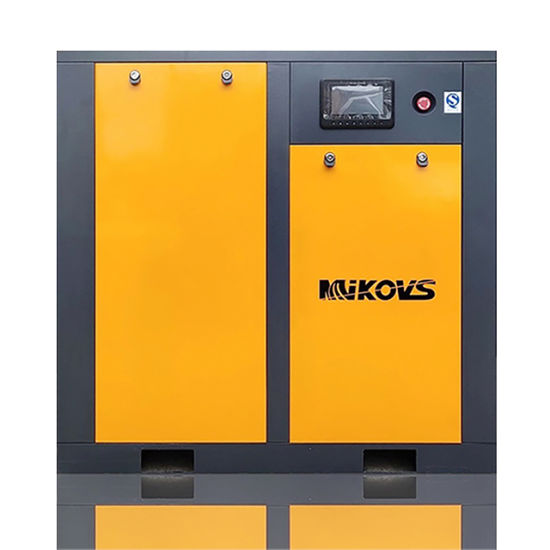 7-12bar 20HP Industrial Oil-Injected Rotary Air Screw Compressor with Ce