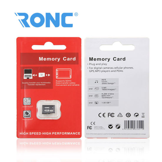 Hot Selling High Quality Class10 Micro SD Memory Card