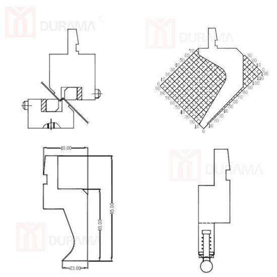 Press Brake Hydraulic Diagram