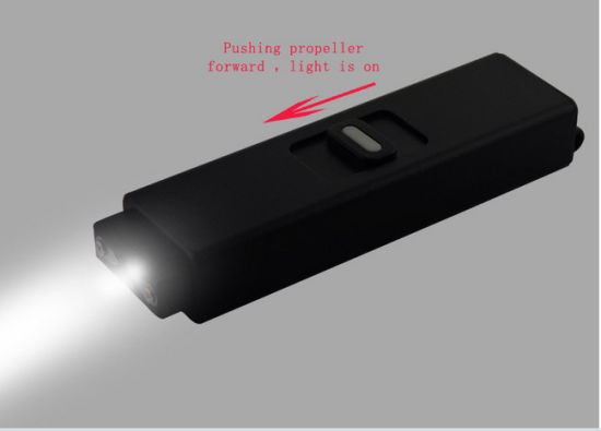 2016 Tw New Patented Mini Stun Gun Flashlight